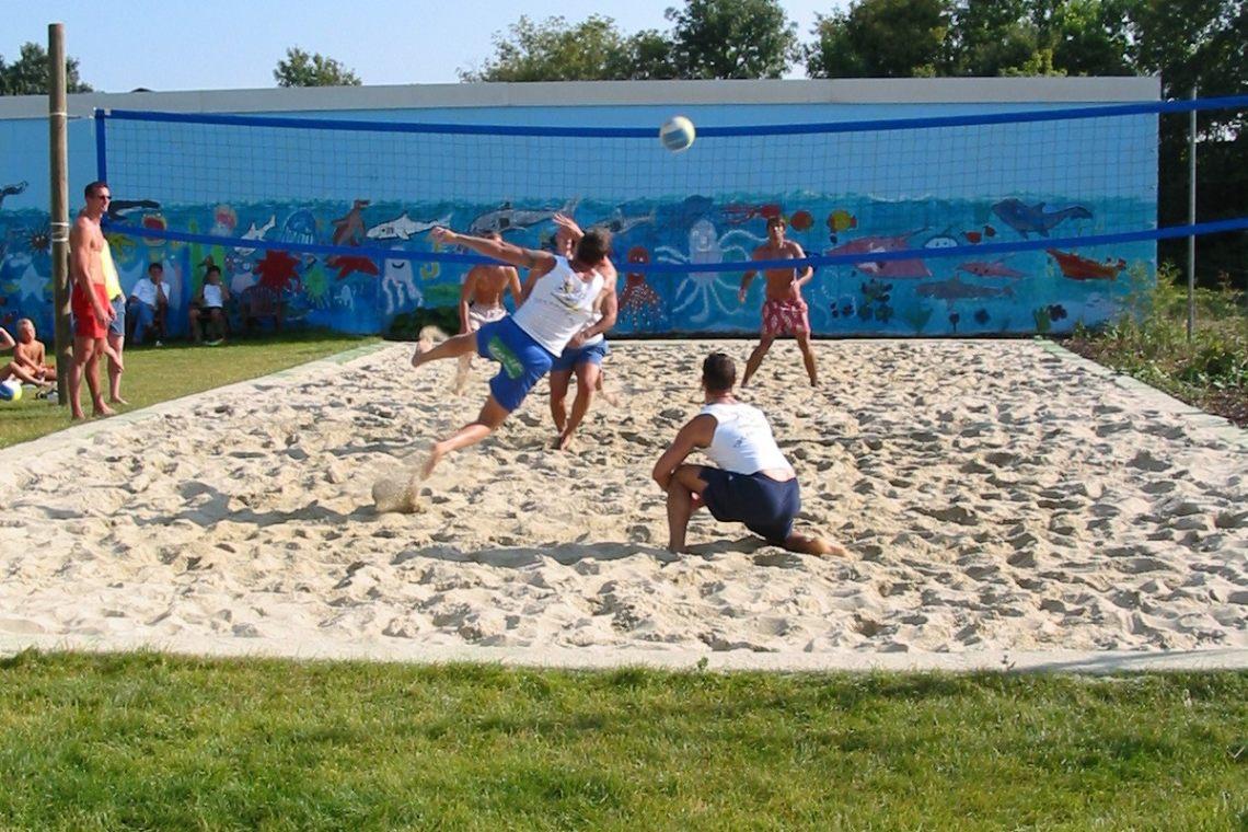 GittiCity Beachvolleyball